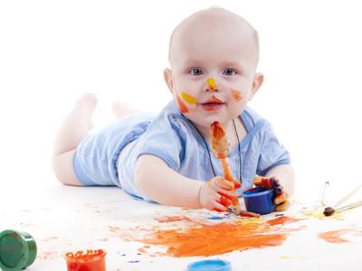 儿童涂鸦 效果图