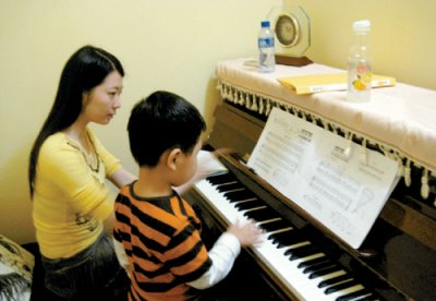 儿童钢琴哪里有