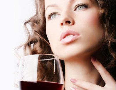 喝酒脸红易患癌症