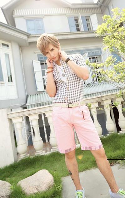 2012年夏季男服装搭配图片