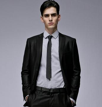 女性需掌握八大要    职场男人的着装一般都是很正式的,西装是图片
