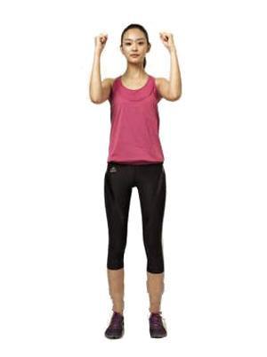 帮爱美女性成就修长美腿的瘦腿操