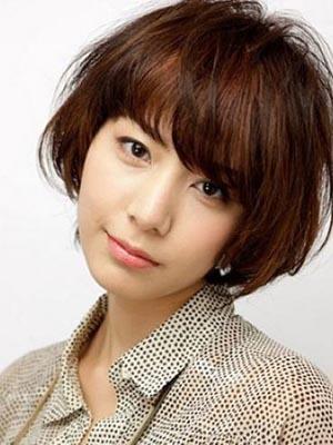 2013年最流行的女生短发发型(图片)图片