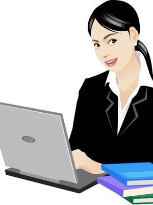 职场减压 女性