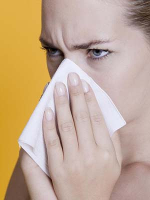 秋天感冒了鼻子不通气该怎么办